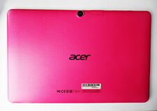 Acer Iconia ONE 10 Tablet B3-A20 A5008 Back Rear Cover Replacement Part Pink