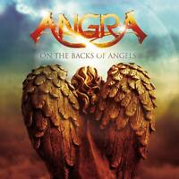 ANGRA ON THE BACKS OF ANGELS 2 CD Japan Limited Edition