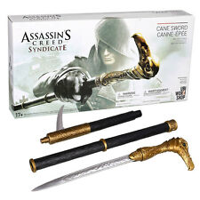 Assassin's Creed Syndicate Cane Sword Cosplay Animato PVC Collection New