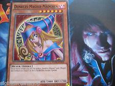 Dunkles Magier-Mädchen YGLD-DEA04  COMMON  Yu-Gi-Oh
