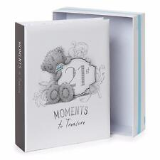 Me to You Tatty Teddy 21st Birthday Special Moments Photo Album in box - new