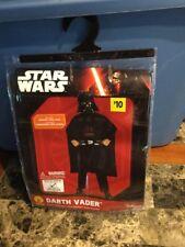 New Star Wars Darth Vader Mask & Costume Medium Disney Halloween
