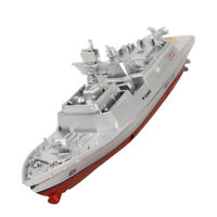 RC Remote Control Marine Frigate Boat Battleship Ship Warship Model Toy Kit
