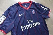 maillot PSG paris saint germain 2009 / 2010 floqué MAKELELE taille XL