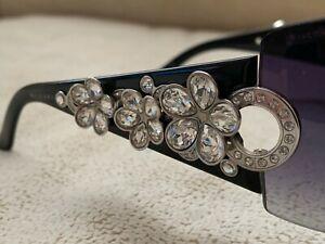 BVLGARI Women's sunglasses with Swarovski crystals