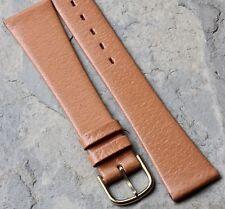 Genuine Kidskin baby goatskin 19mm vintage watch band Swiss Made 1950s/60s NOS