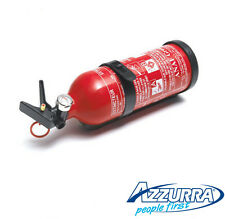 Estintore fire extinguisher polvere 1 Kg omologato EN3 Made in Italy Auto Rally