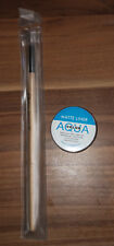 AQUA Eye Liner Black Eyeliner PANCAKE Gel Makeup Cosmetic Brush