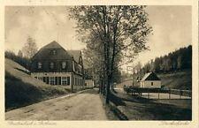 Ansichtskarte Breitenbach in Böhmen Dreckschänke 1925 Potucky