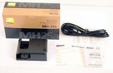 Nikon MH 25a Chargeur D Accumulateur pour en El15 Noir