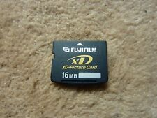 16MB Olympus Fujifilm XD Picture Card
