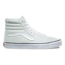 New Vans Sk8-Hi Blue Flower/True White Men's Sneakers Sz 8