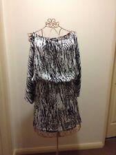 hot options Kimono Tunic Shift Dress Size 16
