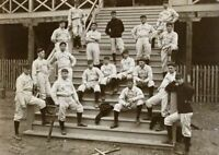 1899 St Louis Perfectos Team PHOTO Cy Young, Later Baseball Cardinals Franchise