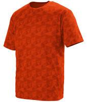 Augusta Sportswear Men's Polyester Wicking Short Sleeve Elevate  Basic Tee. 1795