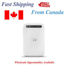 Blackberry Classic Q20 Back Battery Cover White with NFC