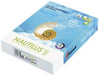500 Blatt Mondi Nautilus super white 80g/m² DIN-A4 Umwelt Papier Druckerpapier