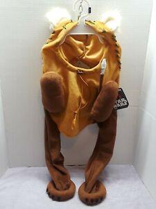 Star Wars Running Ewok Pet Halloween Dog Costume size X-LG  NWT