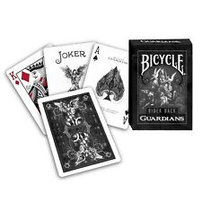 Bicycle Guardians Playing Cards, Card Game with Great Motif Nip