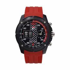 Fila Men's Wristwatch Drum Roller 38-845-002 Silicone