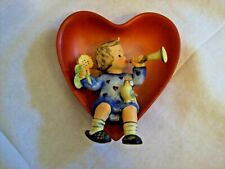"Hummel Goebel Wall Hanging "" Tuneful Goodnight"" Tmk 6- W. Germany"
