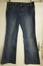 Angels Stretch Blue Jeans Size 17 / 34