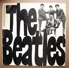 "The Beatles, Deutscher Schallplattenclub, E 043, Mono, ""Chair Cover"", original"