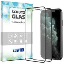2x 11D Glas für iPhone 11 11 Pro X Xr Xs Max Hartglas Panzerfolie Schutzfolie 9H