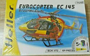 Heller 50375 Eurocopter EC145  Civil Security Scale 1/72 Plastic Model Kit