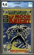 Marvel Spotlight 28 CGC Graded 9.4 NM 1st Solo Moon Knight Marvel Comics 1971