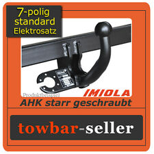 NEU Citroen C5 Kombi 2001-2004 ANHÄNGERKUPPLUNG AHK starr + 7-polig E-Satz ABE