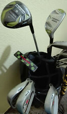 Set de palos de golf (Callaway Big Bertha/Forgan/Putter largo y corto)