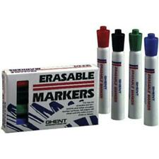 Ghent M4-BE Blue Whiteboard Markers - Set of 4