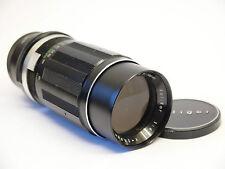Soligor 200mm F4.5 Preset apertura T2 Lente Con M42 Stock no. u5496
