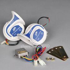Electric Siren Ultra Loud Air Snail Horn magic 18 Sounds Car Truck Vehicle #CUS