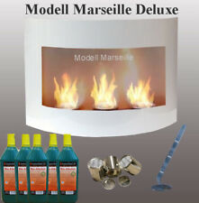 BIO ETHANOL CHEMINEE MARSEILLE DE BLANC POELE CHAUFFAGE