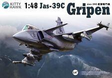 Kitty Hawk 80117 1/48 Saab JAS-39A/C Gripen