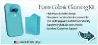 Colenz Ultimate Deluxe Home Colonic Board w/Matching Container