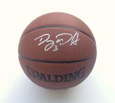 Chicago Bulls #3 Doug Mcdermott Signed Autographed Nba Basketball Photo Coa