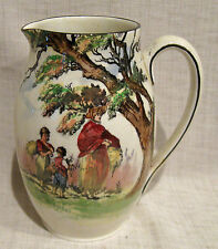 Royal Doulton Pitcher The Gleaners