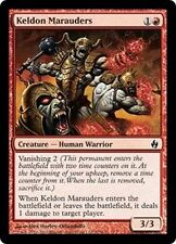 MTG Magic PD2 FOIL - Keldon Marauders/Maraudeurs keldes, English/VO