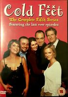 Cold Feet - The Complete 5th Series (DVD, 2003, 2-Disc Set)