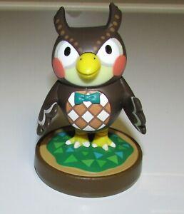 Blathers Nintendo Amiibo Animal Crossing USA Version Fast Shipping