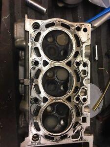 Smart Car 450 Cylinder Head 600cc