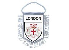 fanion mini drapeau pays voiture decoration souvenir blason londres london