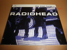 RADIOHEAD ep MY IRON LUNG cd TRICKSTER lewis permanent daylight PARLOPHONE UK