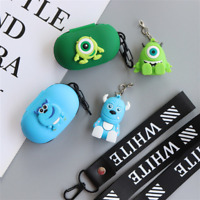 For Samsung Galaxy Buds Monster Antishock Full Protective Cover Case