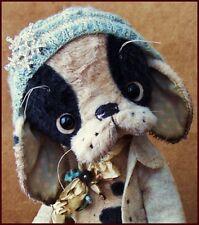 Alla Bears artist Antique newborn baby art doll OOAK boy pet toy