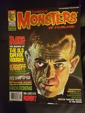 FAMOUS MONSTERS # 214 - Boris Karloff