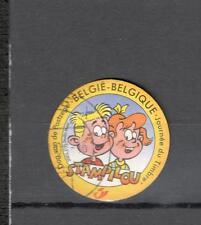 BELGIO 3018 - GIORNATA FRANCOBOLLO 2001 -  MAZZETTA  DI 20 - VEDI FOTO